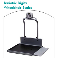 Bariatric Wheelchair Scales