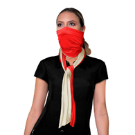 Annette N103 Scarf Face Mask-One Size Fits Most