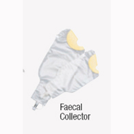 Hollister 9821 Softflex Large Fecal Collector-10/Box