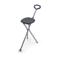 Juvo CS101 Travel Seat and Cane