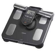 Omron HBF-514C 330 lb/150 kg Capacity Full Body Composition Monitor