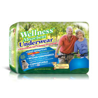 Unique Wellness Absorbent Underwear-Pack Quantities
